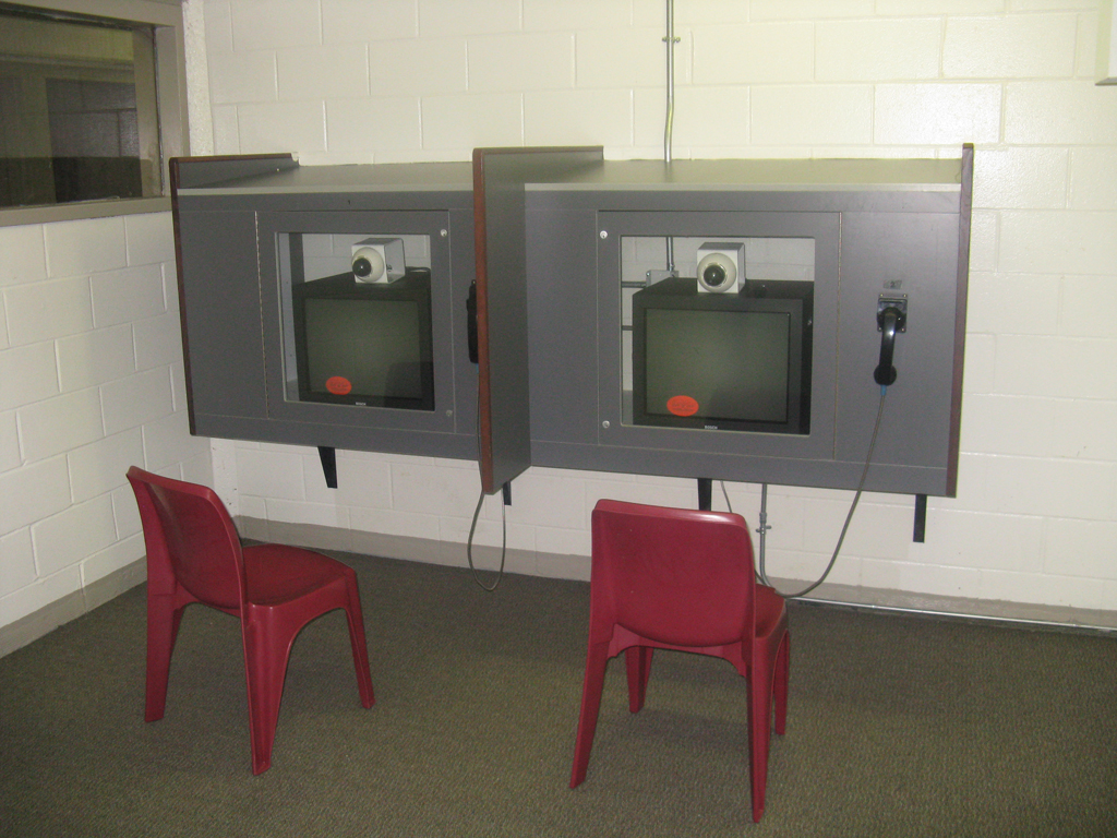 05 Inmate Video Visitation Station