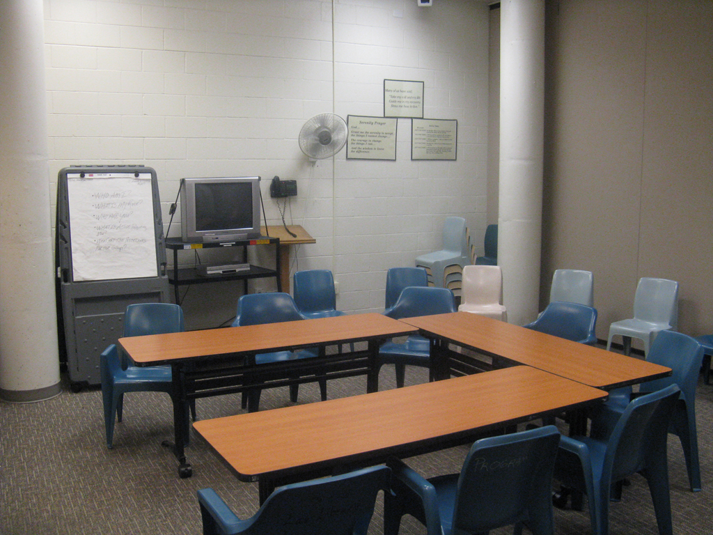 15 In House Program Classroom